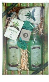 Bohemia Gifts & Cosmetics Cannabis zestaw kosmetyków I.