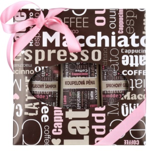 Bohemia Gifts & Cosmetics Coffee Cosmetic Set II.