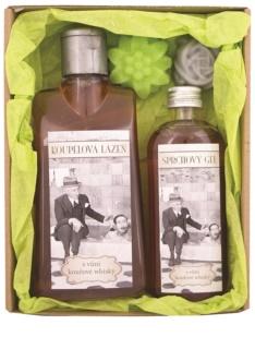 Bohemia Gifts & Cosmetics Gentlemen Spa kozmetická sada I.