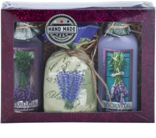 Bohemia Gifts & Cosmetics Lavender set cosmetice I.