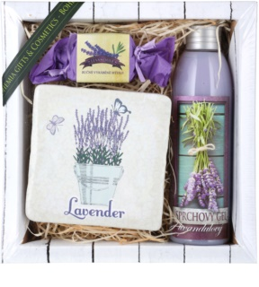 Bohemia Gifts & Cosmetics Lavender kosmetická sada VI.