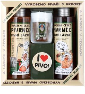 Bohemia Gifts & Cosmetics Beer zestaw kosmetyków VIII.