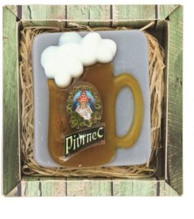 Bohemia Gifts & Cosmetics Pivrnec ručně vyráběné mýdlo s glycerinem