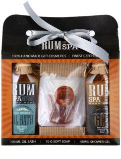 Bohemia Gifts & Cosmetics Rum Spa косметичний набір I. (для чоловіків)