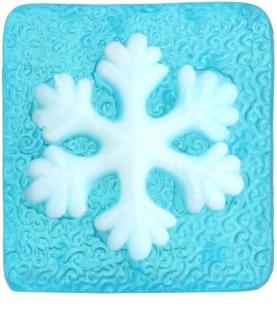 Bohemia Gifts & Cosmetics Vločka ručně vyráběné mýdlo s glycerinem
