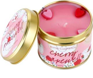Bomb Cosmetics Cherry Bakewell vonná sviečka