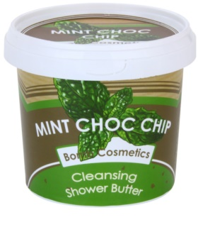 Bomb Cosmetics Mint Choc Chip Shower Butter For Dry Skin