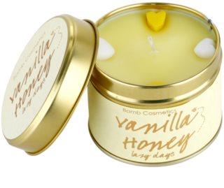 Bomb Cosmetics Vanilla Honey vonná sviečka