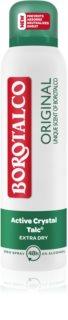 Borotalco Original Antitranspirant Deospray gegen übermäßiges Schwitzen