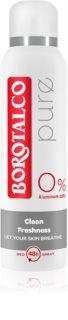 Borotalco Pure αποσμητικό 48 ώρες