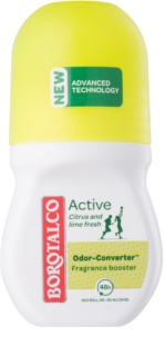 Borotalco Active deodorant roll-on 48h