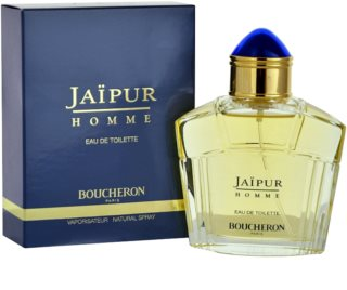 Boucheron Jaïpur Homme Eau de Toilette for Men 50 ml