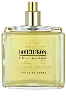 Boucheron Pour Homme eau de toilette teszter férfiaknak 100 ml