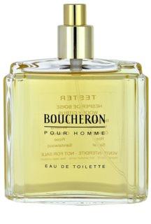 Boucheron Pour Homme toaletná voda tester pre mužov 100 ml