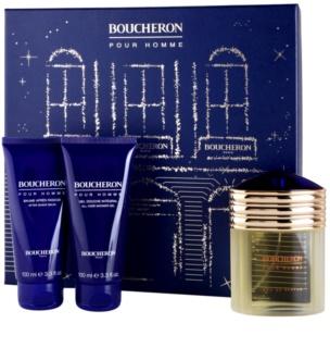Boucheron Pour Homme ajándékszett I.
