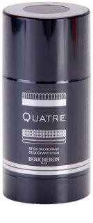 Boucheron Quatre stift dezodor férfiaknak 75 g