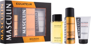 Bourjois Masculin Equateur подарунковий набір І
