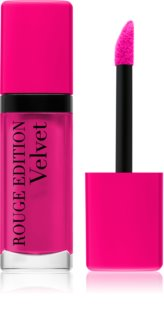 Bourjois Rouge Edition Velvet ruj de buze lichid cu efect matifiant