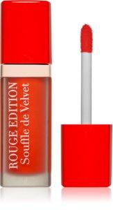 Bourjois Rouge Edition Souffle de Velvet folyékony rúzs
