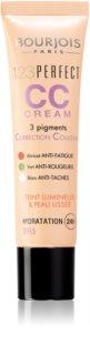 Bourjois 123 Perfect CC крем за изключително безупречен външен вид