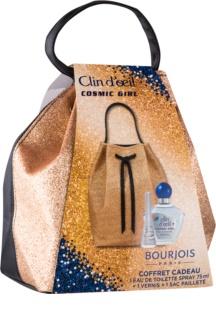 Bourjois Clin d'Oeil Cosmic Girl подарунковий набір I.