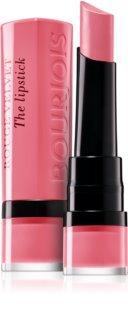 Bourjois Rouge Edition Velvet rouge à lèvres mat