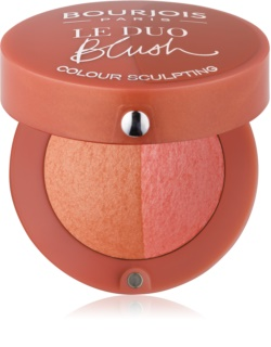 Bourjois Le Duo Blush colorete dúo