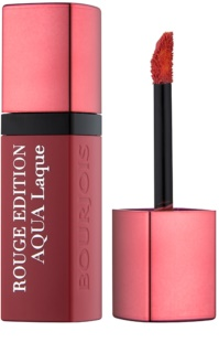 Bourjois Rouge Edition Aqua Laque barra de labios hidratante con brillo intenso