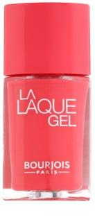 Bourjois La Lacque Gel lakier do paznokci o dużej trwałości