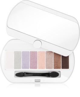 Bourjois Les Nudes paleta de sombras com 8 cores