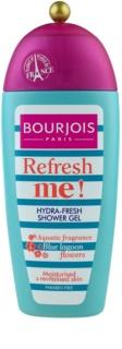 Bourjois Refresh Me! felfrissítő tusfürdő gél parabénmentes