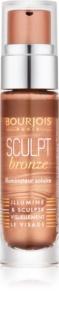 Bourjois Sculpt Bronze рідкий бронзатор для сяючої шкіри