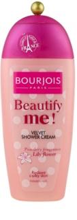 Bourjois Beautify Me! krem pod prysznic bez parabenów