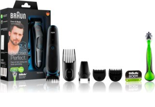 Braun Multi Groomer MGK3040 Body Hair Trimmer
