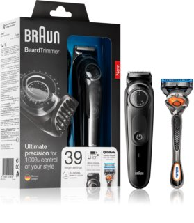 Braun Beard Trimmer BT5042  cortador de cabelo e barba