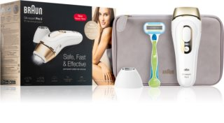 Braun Silk Expert Pro 5 IPL na telo, tvár, oblasť bikín a podpazušia