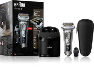 Braun Series 9 9365cc Graphite with Clean&Charge System  maquinilla de afeitar con hojas