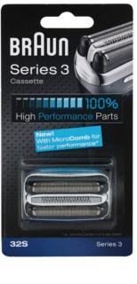 Braun Series 3  32S CombiPack  lame de rasoir