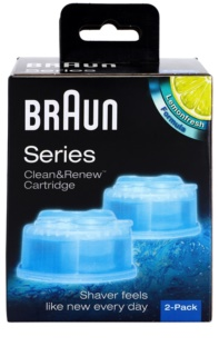 Braun Series Clean&Renew CCR2 Cleansing Dock Cartridges