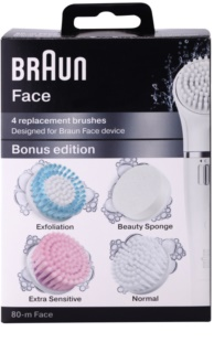 Braun Face  80-m Bonus Edition nadomestne glave