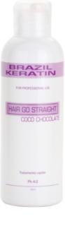 Brazil Keratin Coco eine speziell pflegende Pflege für sanfteres Haar und die Regenerierung von beschädigtem Haar