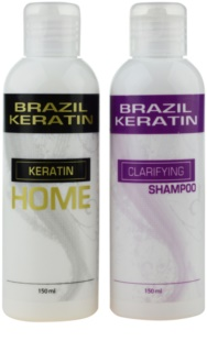 Brazil Keratin Home coffret cosmétique I.