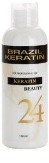 Brazil Keratin Beauty Keratin Special Nursing Care Smoothing And Restoring Damaged Hair