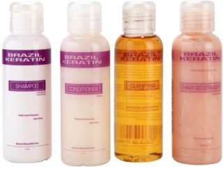 Brazil Keratin Start Set Cosmetic Set I.