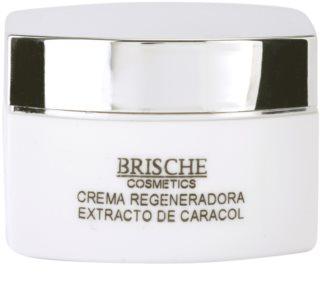 Brische Crema Anti-Edad krem przeciw zmarszczkom z ekstraktem ze śluzu ślimaka