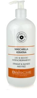 Brische Keratina Maske für glatte Haare
