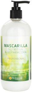 Brische Plant Placenta Maske mit ernährender Wirkung für das Haar