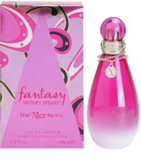 Britney Spears Fantasy The Nice Remix Eau de Parfum voor Vrouwen  100 ml