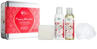 Bronnley Poppy Meadow Cosmetic Set I.