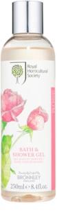 Bronnley Rose гель для душа та ванни